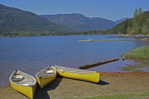 Whistler Summer Fun at Alta Lake